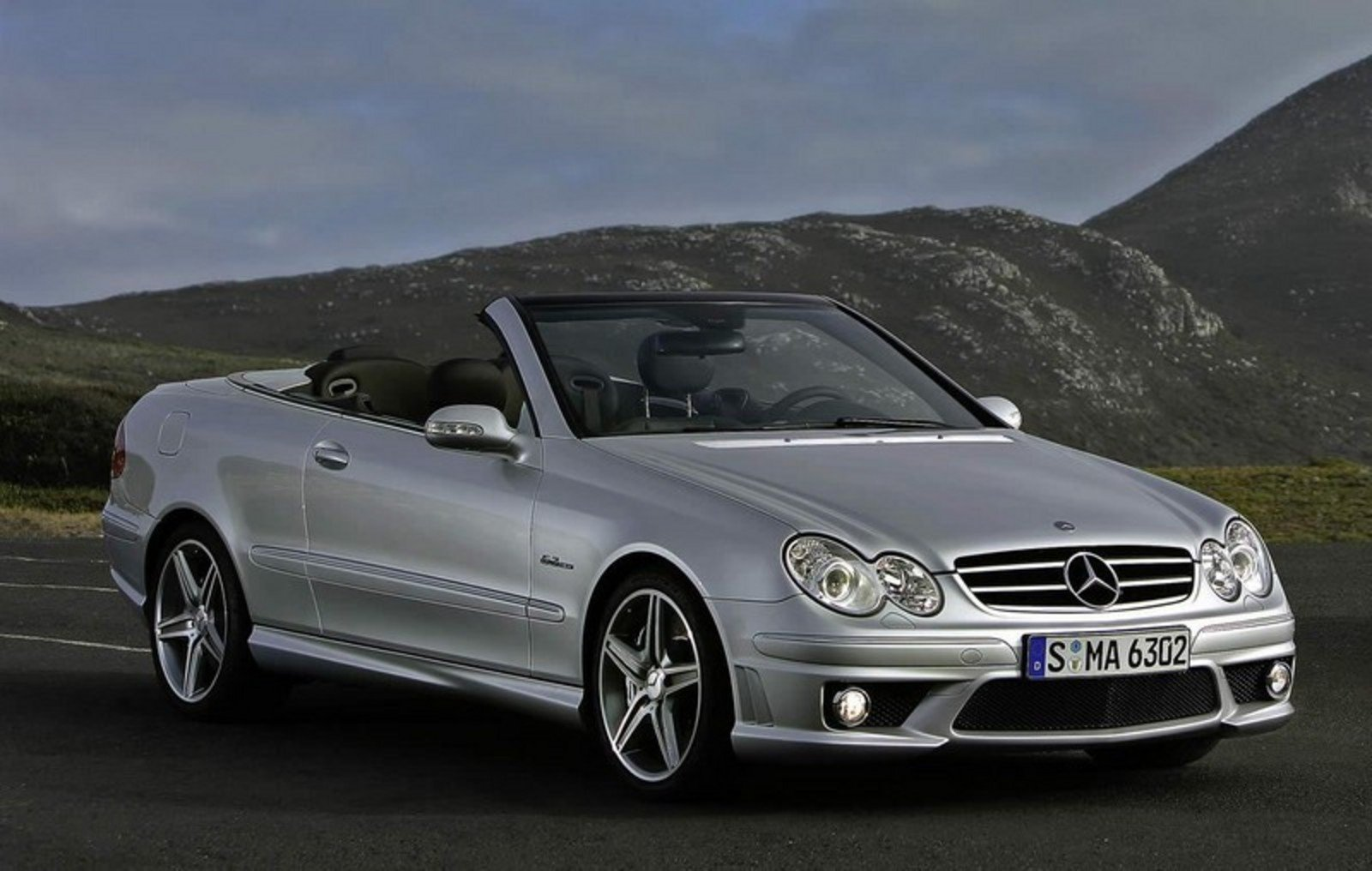 2006 Mercedes Clk 63 Amg Review Top Speed