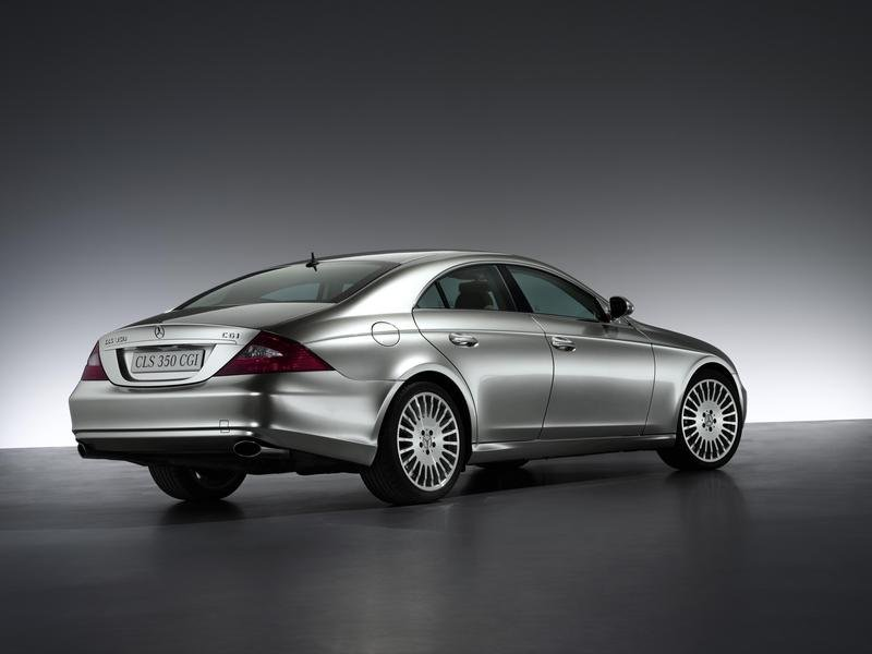2006 mercedes cls 350 cgi review top speed for Mercedes benz gas chambers