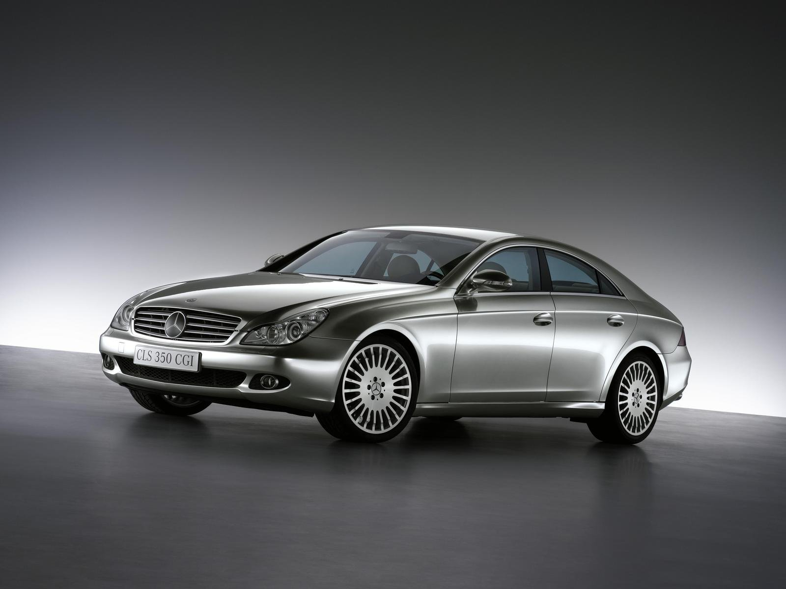 2006 mercedes cls 350 cgi review gallery top speed for Mercedes benz gas chambers