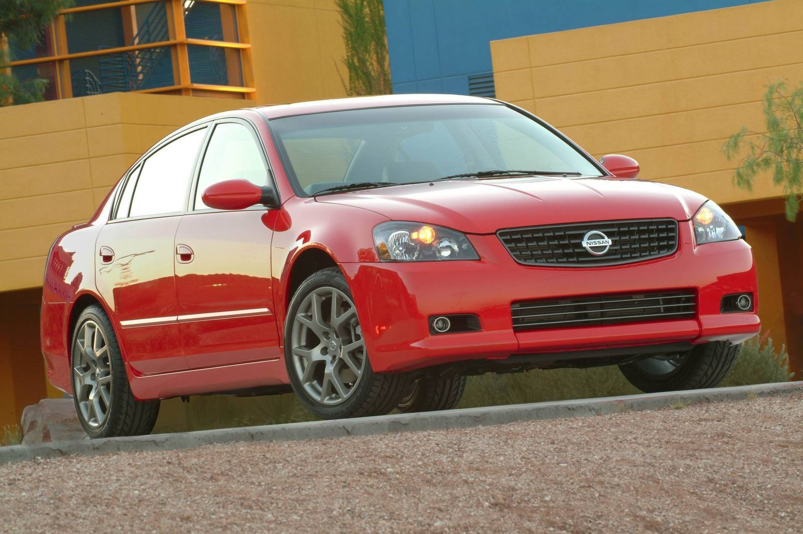 2006 Nissan Altima SE-R Review - Top Speed