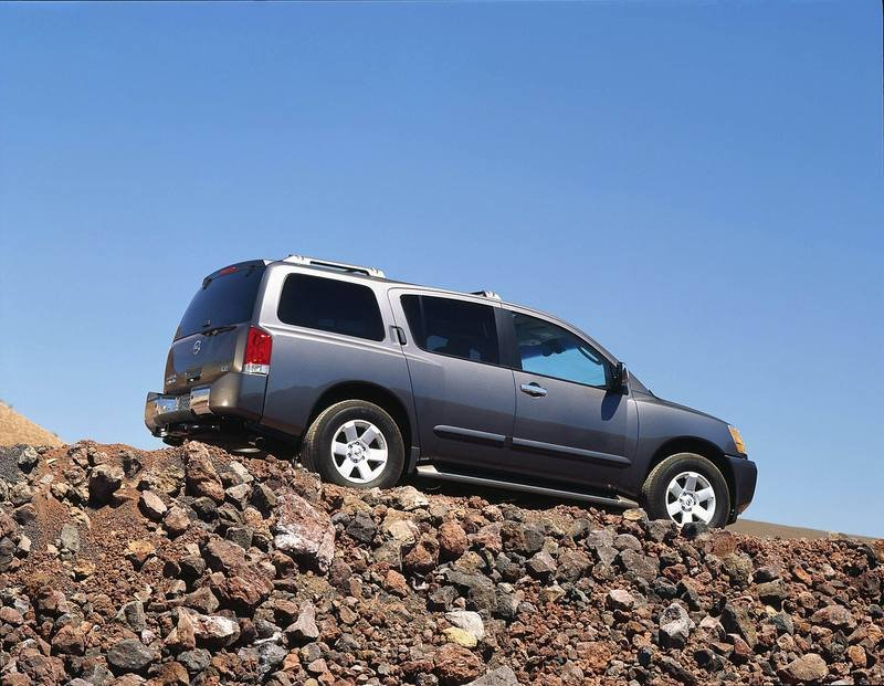 2006 nissan armada review top speed. Black Bedroom Furniture Sets. Home Design Ideas