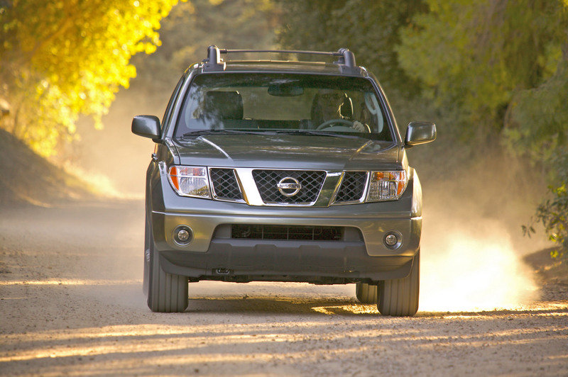 2006 Nissan Frontier - image 41187