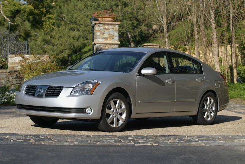 2006 nissan maxima se review gallery 41254 top speed. Black Bedroom Furniture Sets. Home Design Ideas
