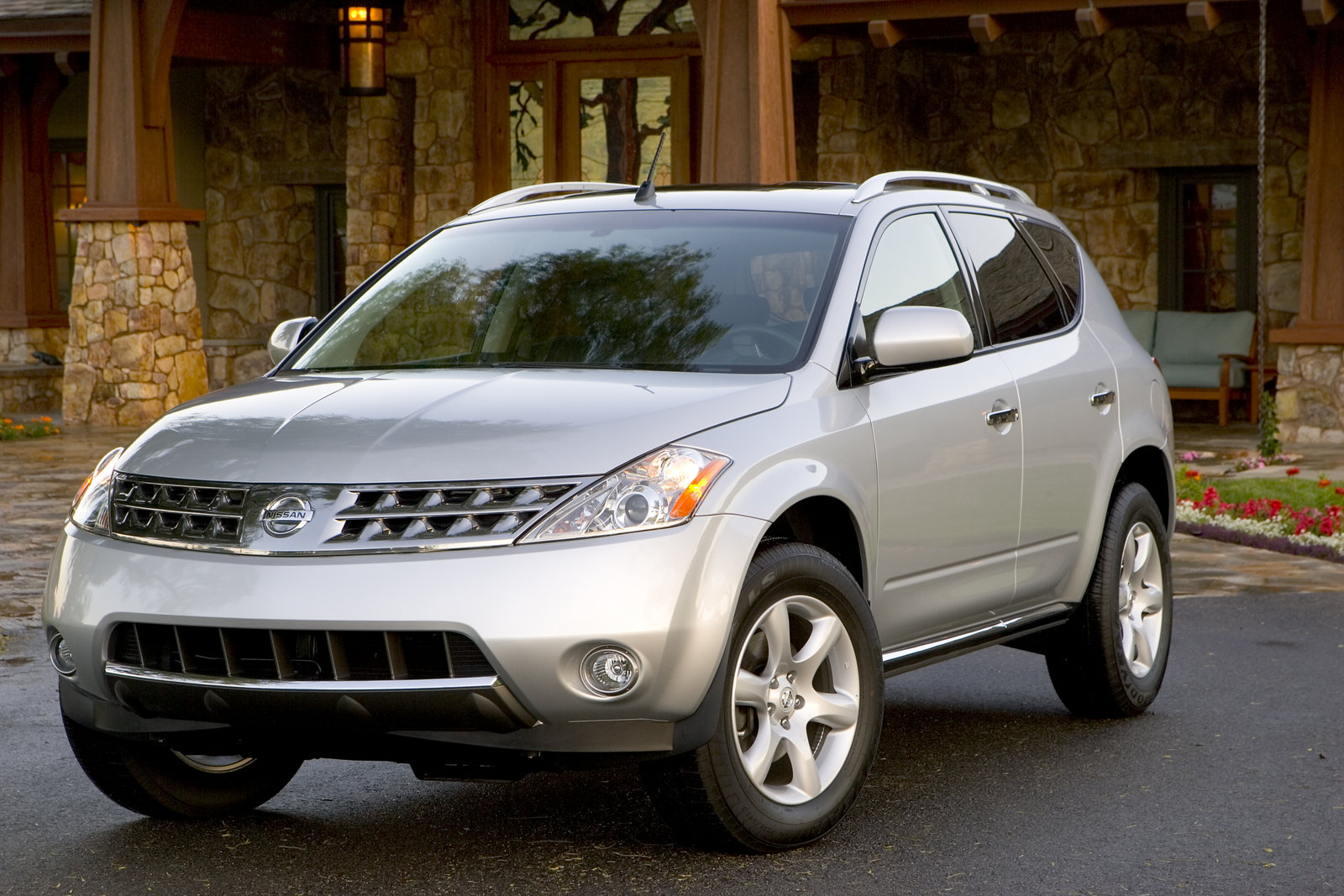 2006 Nissan Murano Review Top Speed