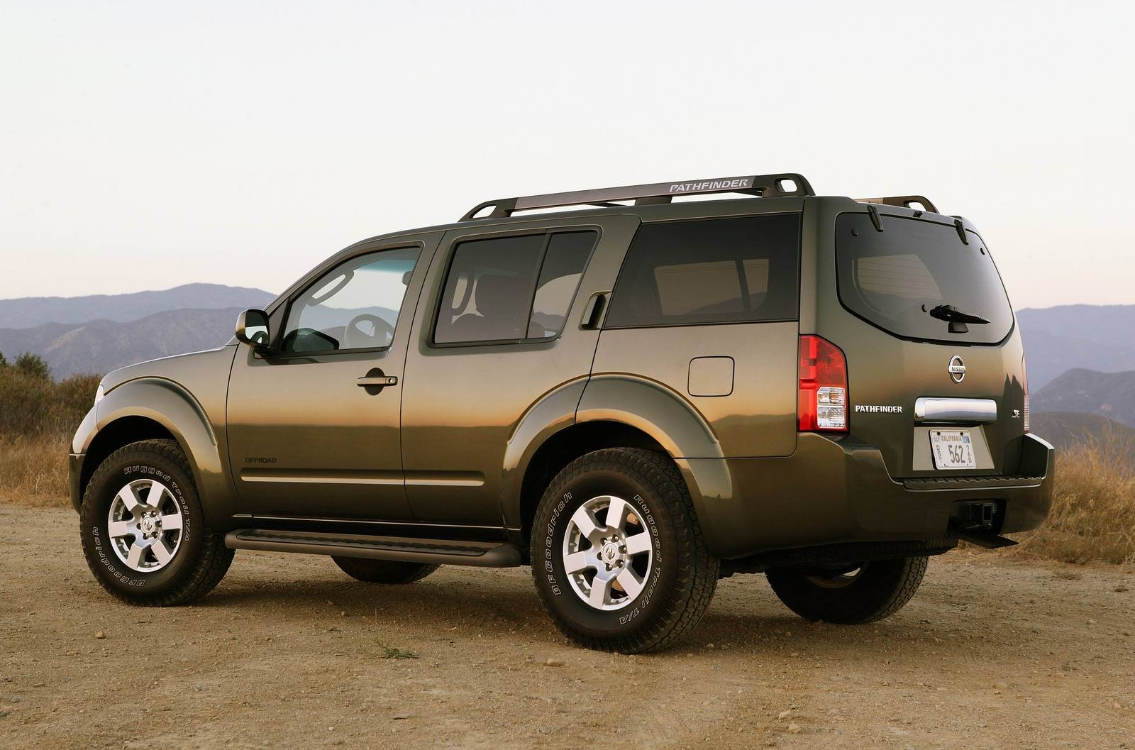 2006 nissan pathfinder picture 41157 car review top. Black Bedroom Furniture Sets. Home Design Ideas