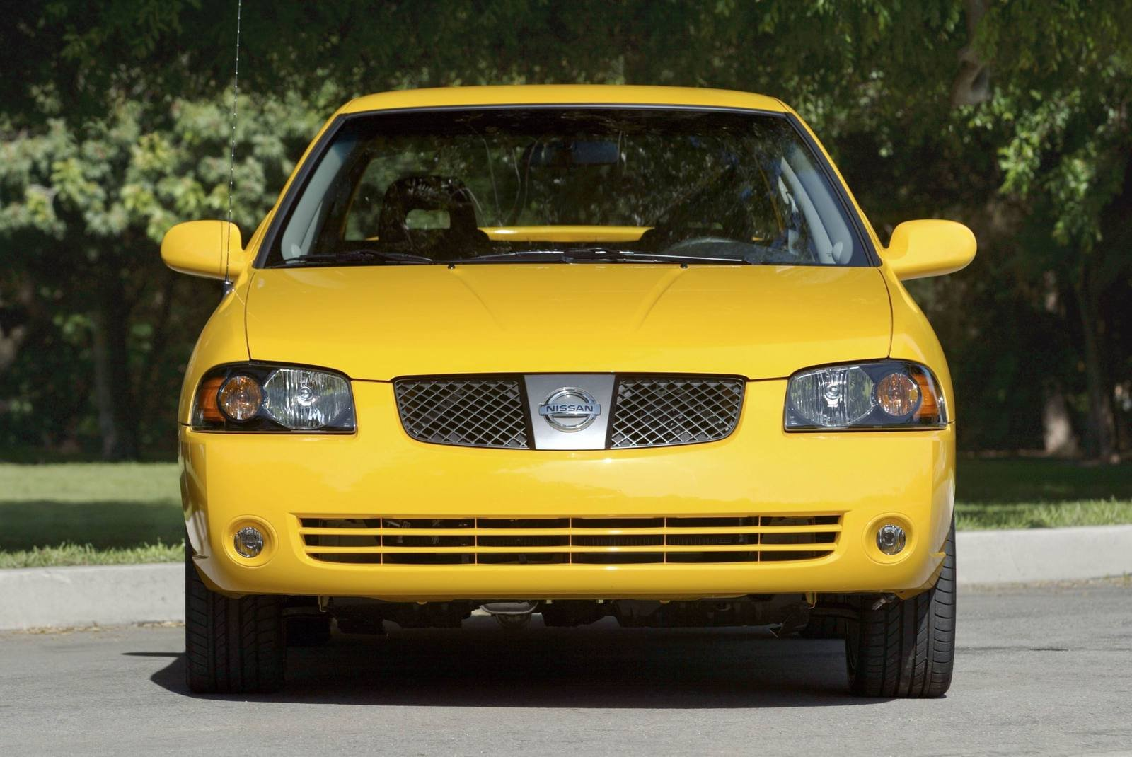 2006 Nissan Sentra Se R Review Top Speed