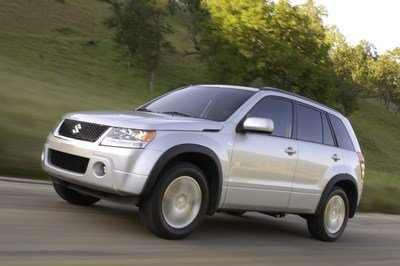 2006 Suzuki Grand Vitara | Top Speed