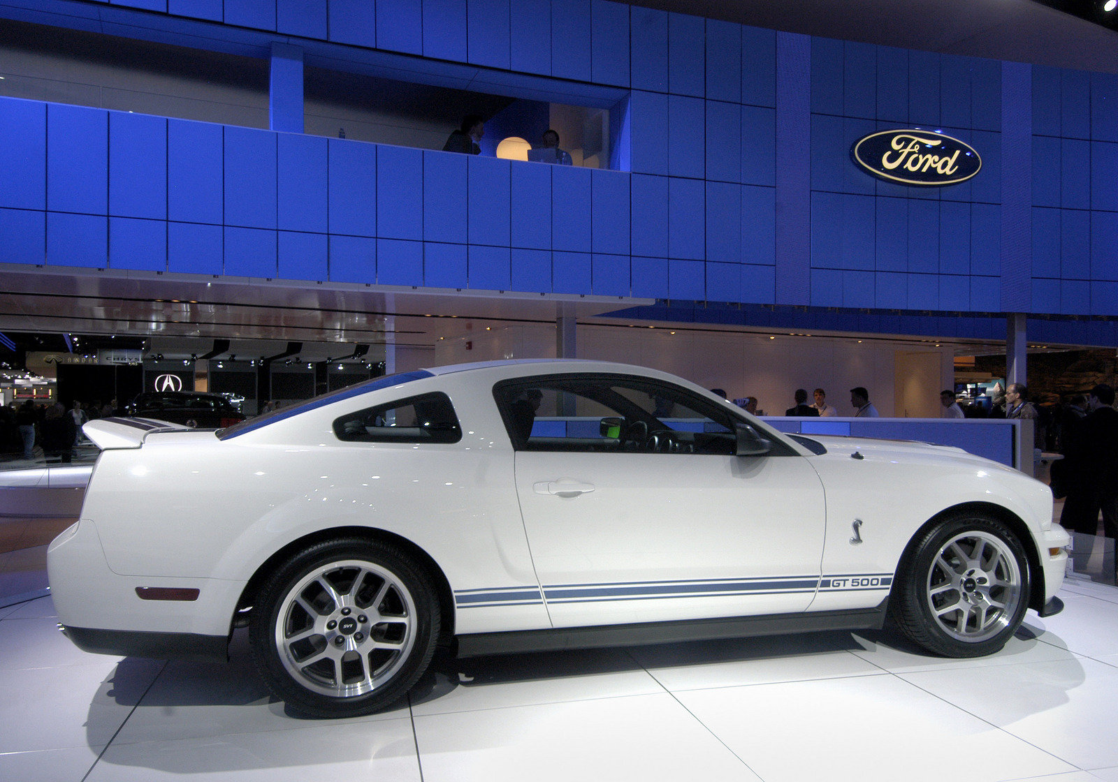 2007 ford mustang shelby gt500 picture 37964 car review top speed. Black Bedroom Furniture Sets. Home Design Ideas