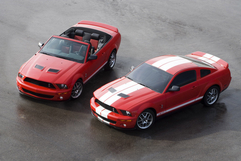 2007 Ford Mustang Shelby GT500 - image 37989