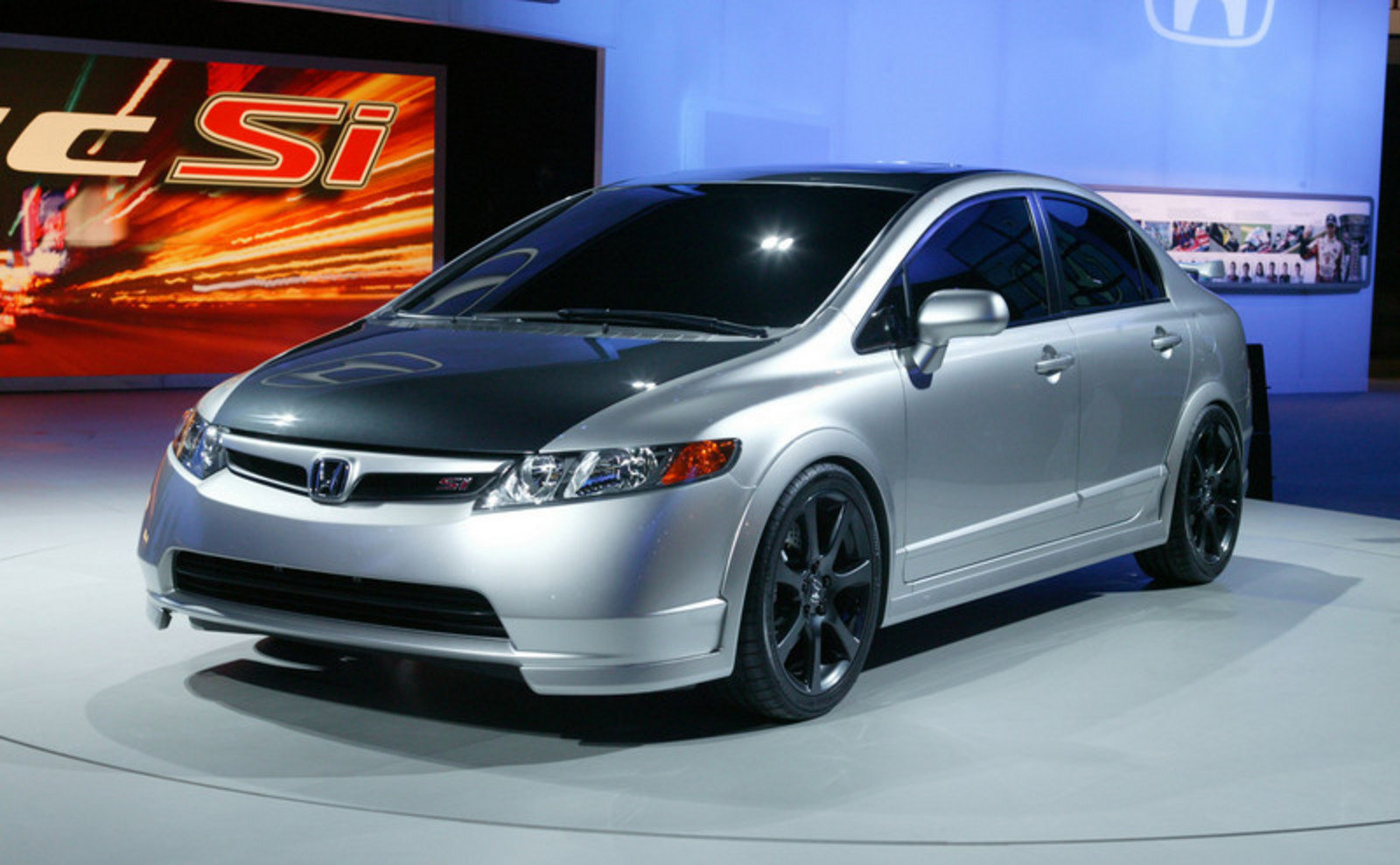 2007 honda civic si picture 40130 car review top speed. Black Bedroom Furniture Sets. Home Design Ideas