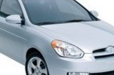 2007 Hyundai Accent 3-door