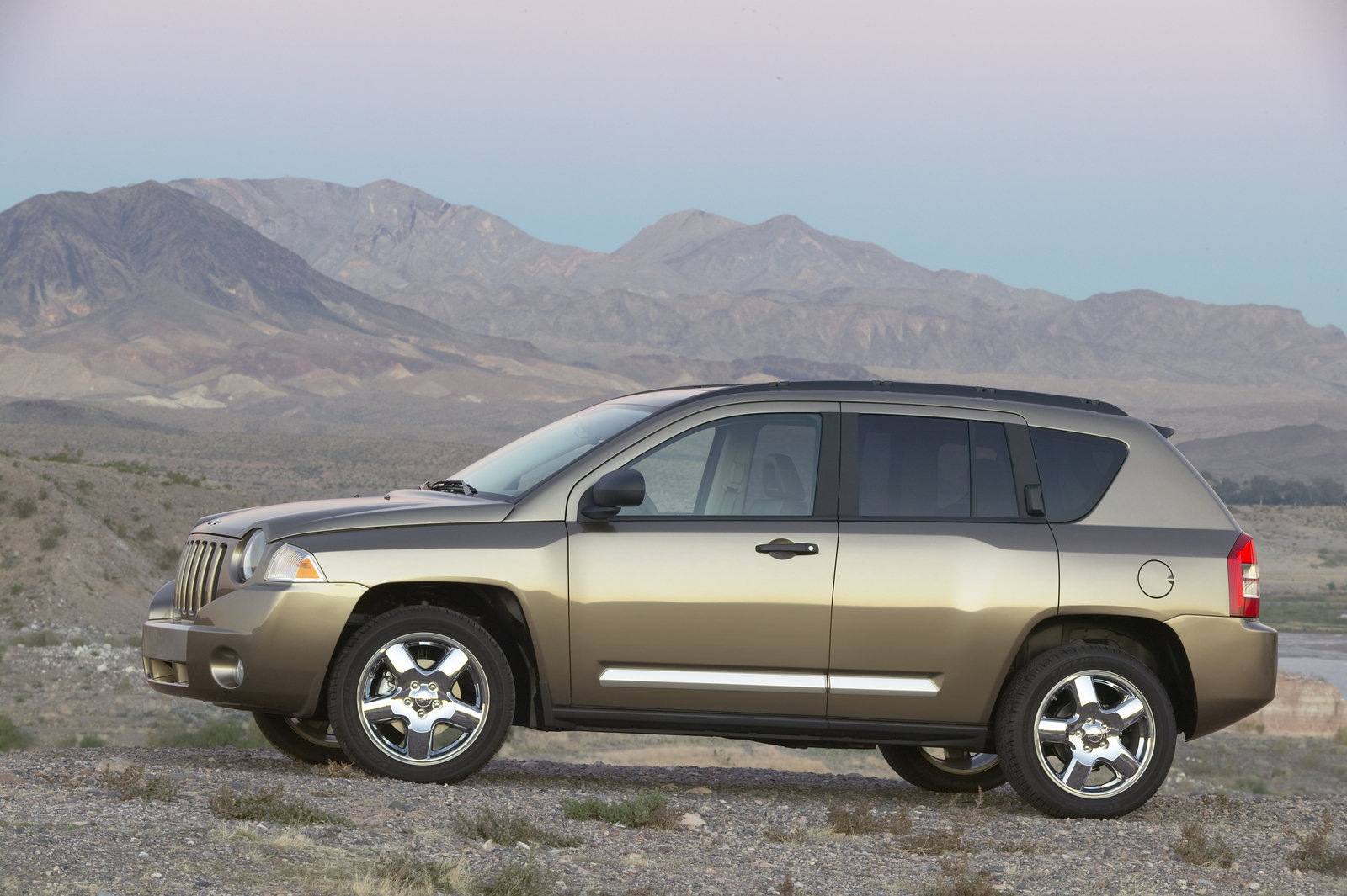 2007 jeep compass picture 38162 car review top speed. Black Bedroom Furniture Sets. Home Design Ideas