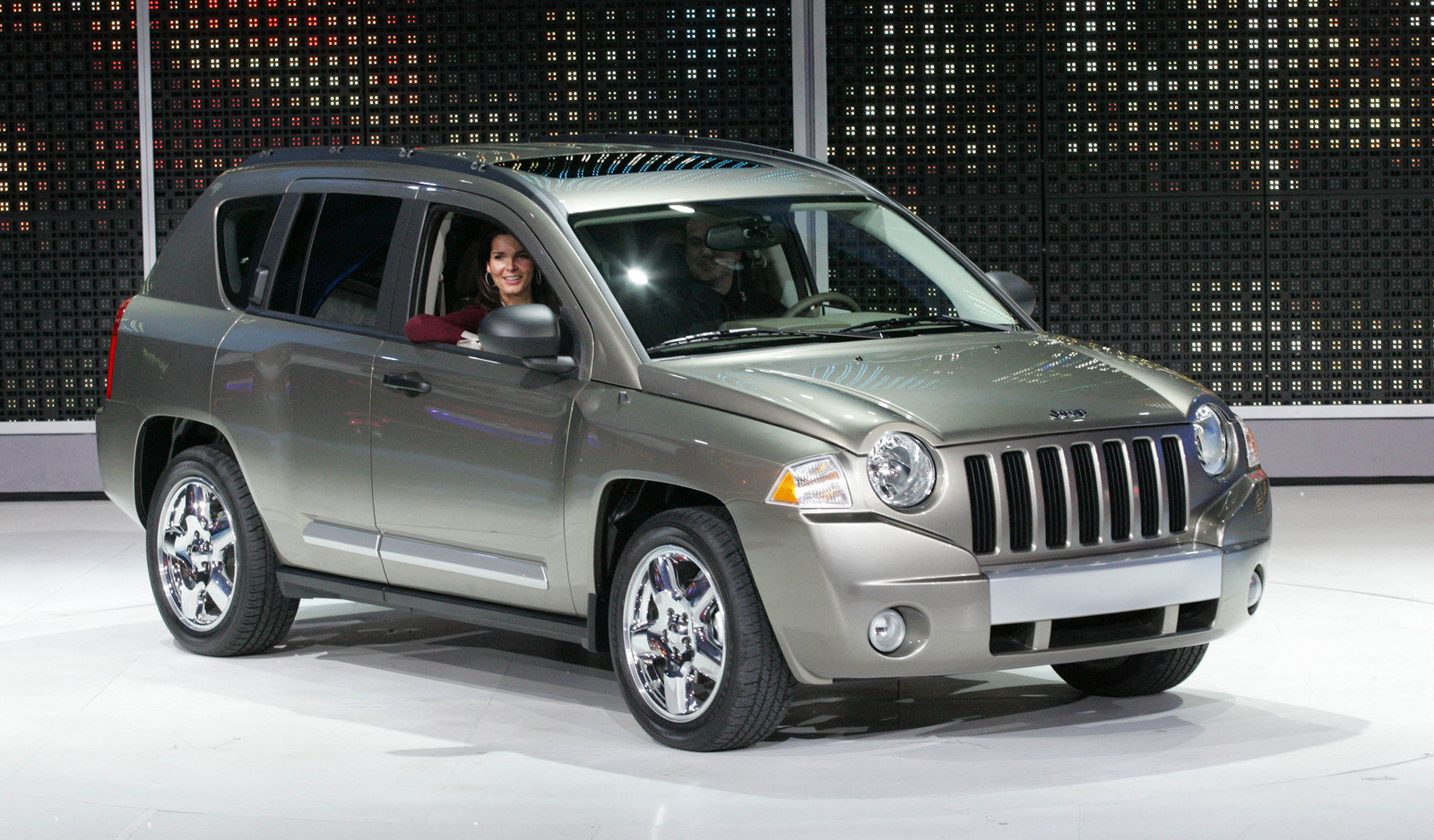 2007 jeep compass picture 38154 car review top speed. Black Bedroom Furniture Sets. Home Design Ideas
