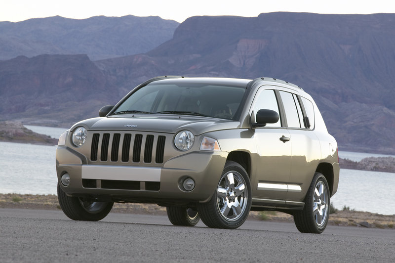 jeep compass news and reviews top speed. Black Bedroom Furniture Sets. Home Design Ideas