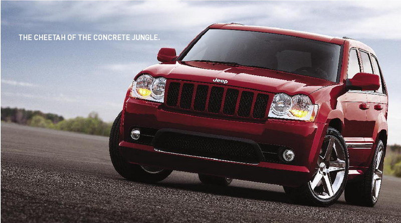 2007 jeep grand cherokee srt8 review top speed. Cars Review. Best American Auto & Cars Review
