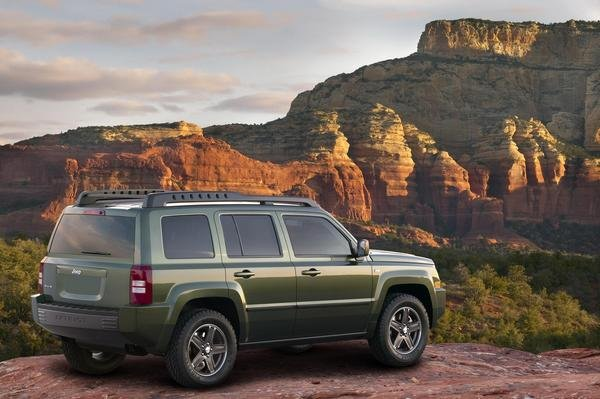 2007 jeep patriot car review top speed. Black Bedroom Furniture Sets. Home Design Ideas