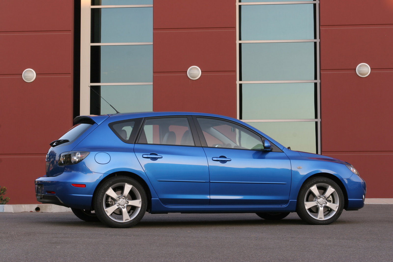 gallery: 2007 Mazda3 MPS