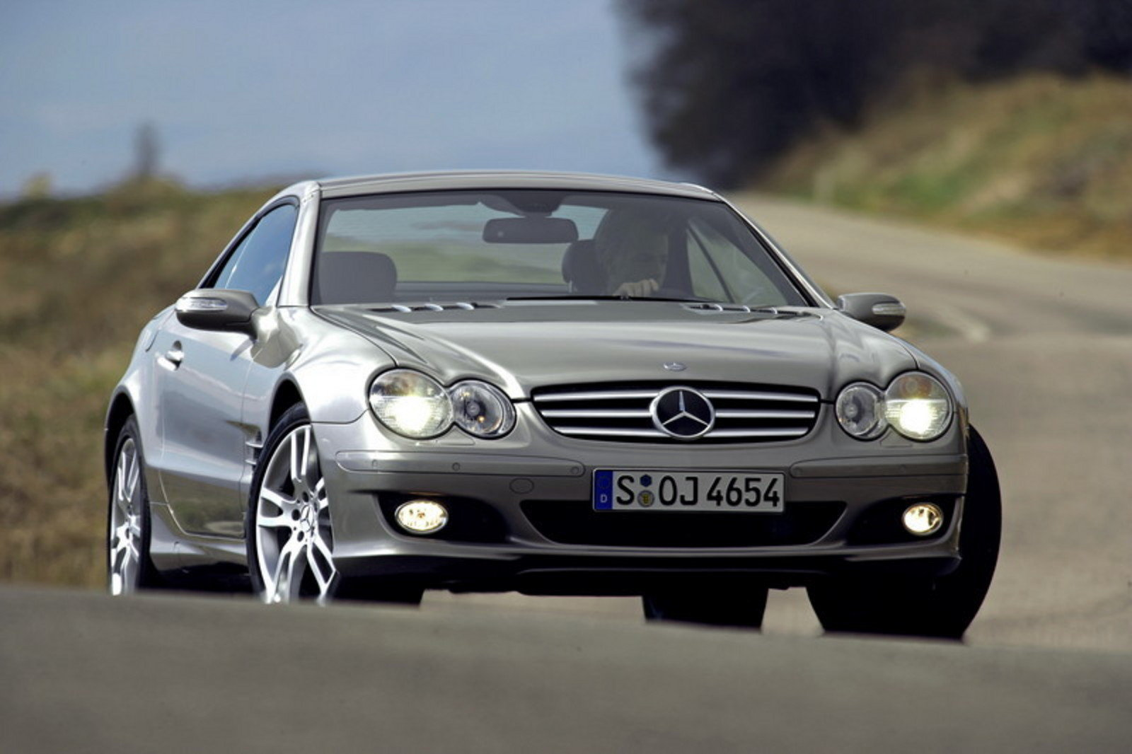 2007 mercedes sl class picture 42669 car review top for 2007 mercedes benz sl500