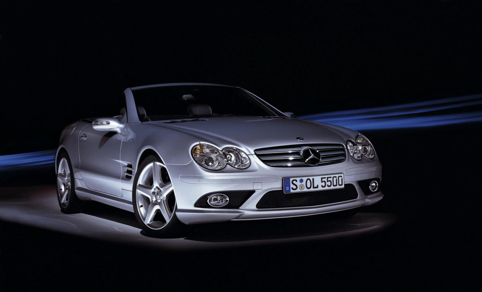 2007 mercedes sl class picture 42660 car review top for 2007 mercedes benz sl500