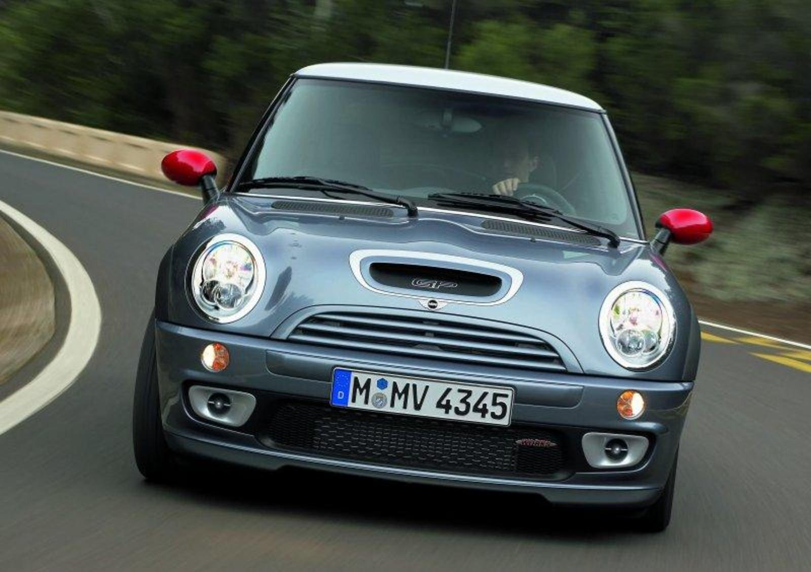 2007 mini cooper s gp review top speed. Black Bedroom Furniture Sets. Home Design Ideas