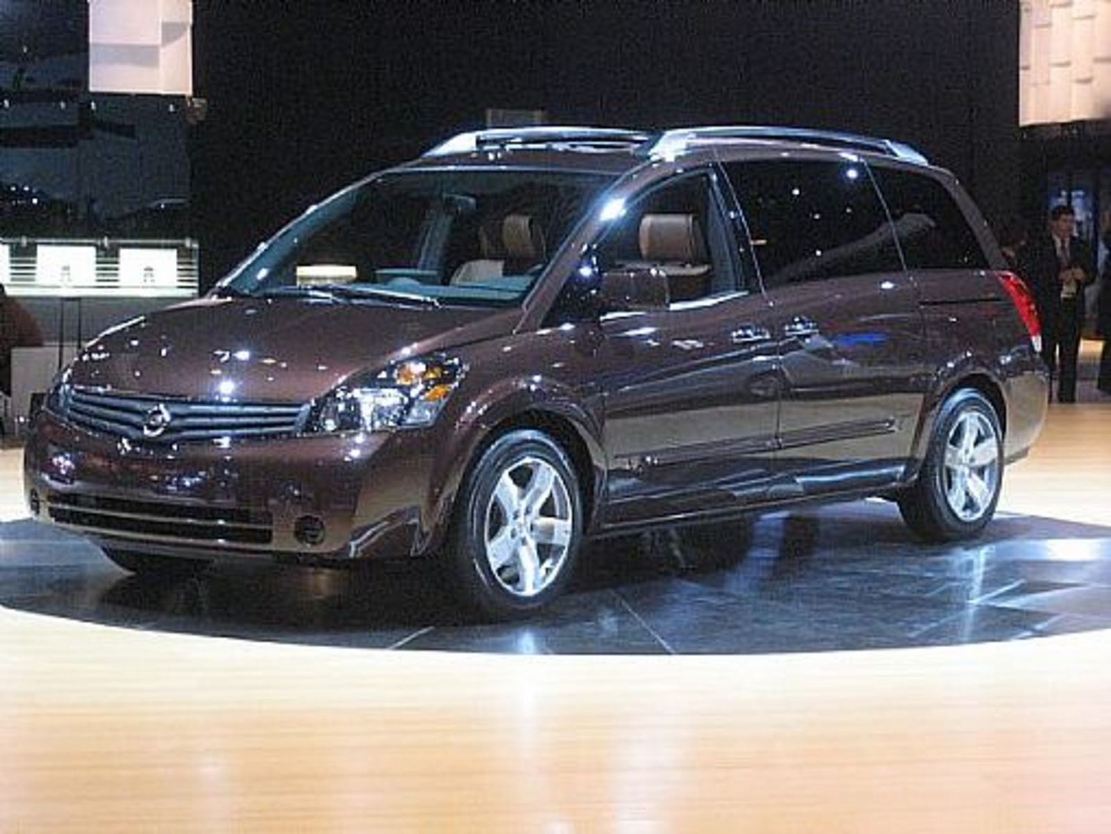 2007 Nissan Quest Review - Top Speed