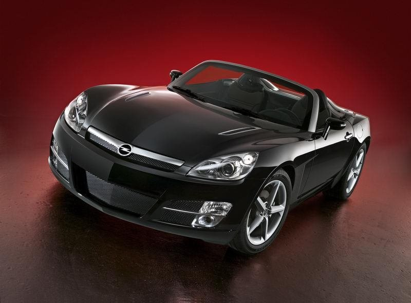 2007 Opel GT Preview