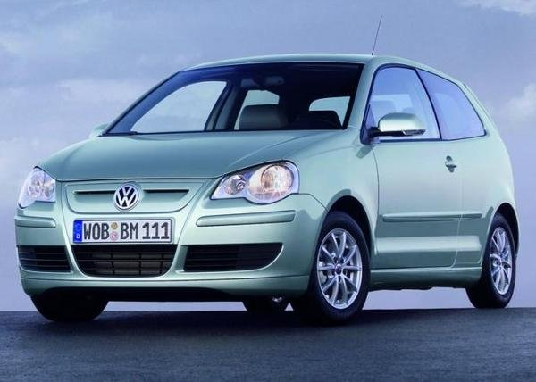 2007 volkswagen polo bluemotion car review top speed. Black Bedroom Furniture Sets. Home Design Ideas