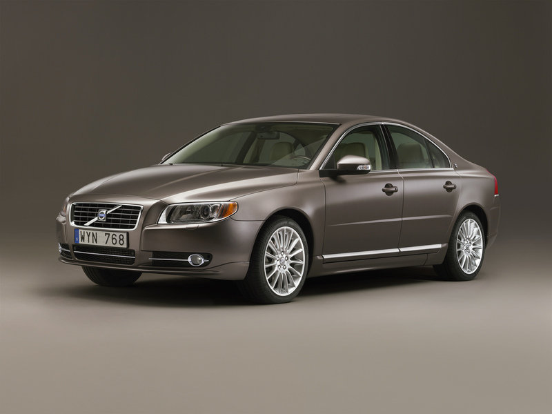 2007 Volvo S80 Executive Edition