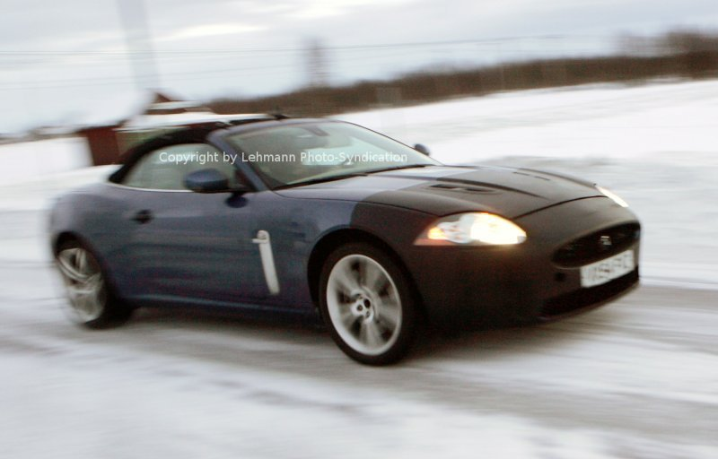 2008 Jaguar XKR : Spy Shots