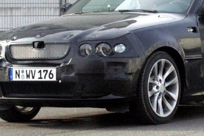 BMW 1 Series Convertible : Spy Shots