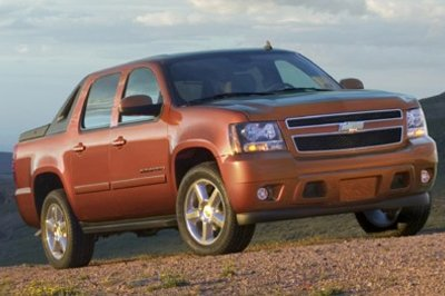 General Motors Will Unveil 2007 Chevrolet Avalanche at Chicago Auto Show