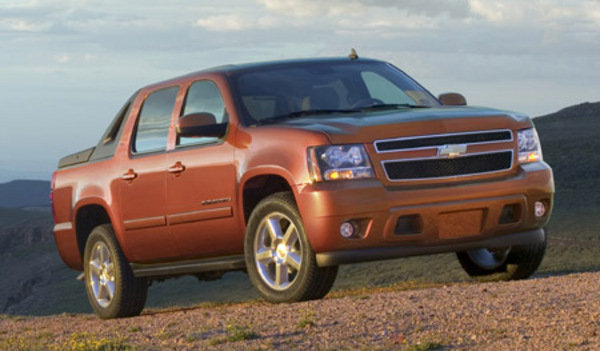 Chevrolet Avalanche Top Speed