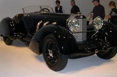 Mercedes Benz Count Trossi 1930