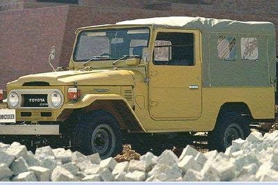 Toyota Land Cruiser 40/45 series
