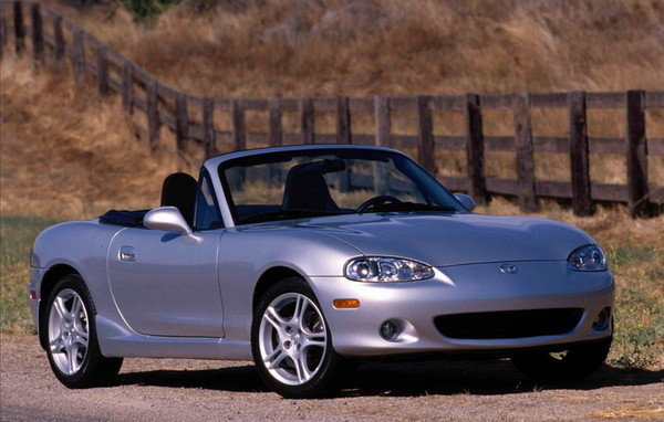 1998 2005 mazdaspeed mx 5 miata car review top speed. Black Bedroom Furniture Sets. Home Design Ideas