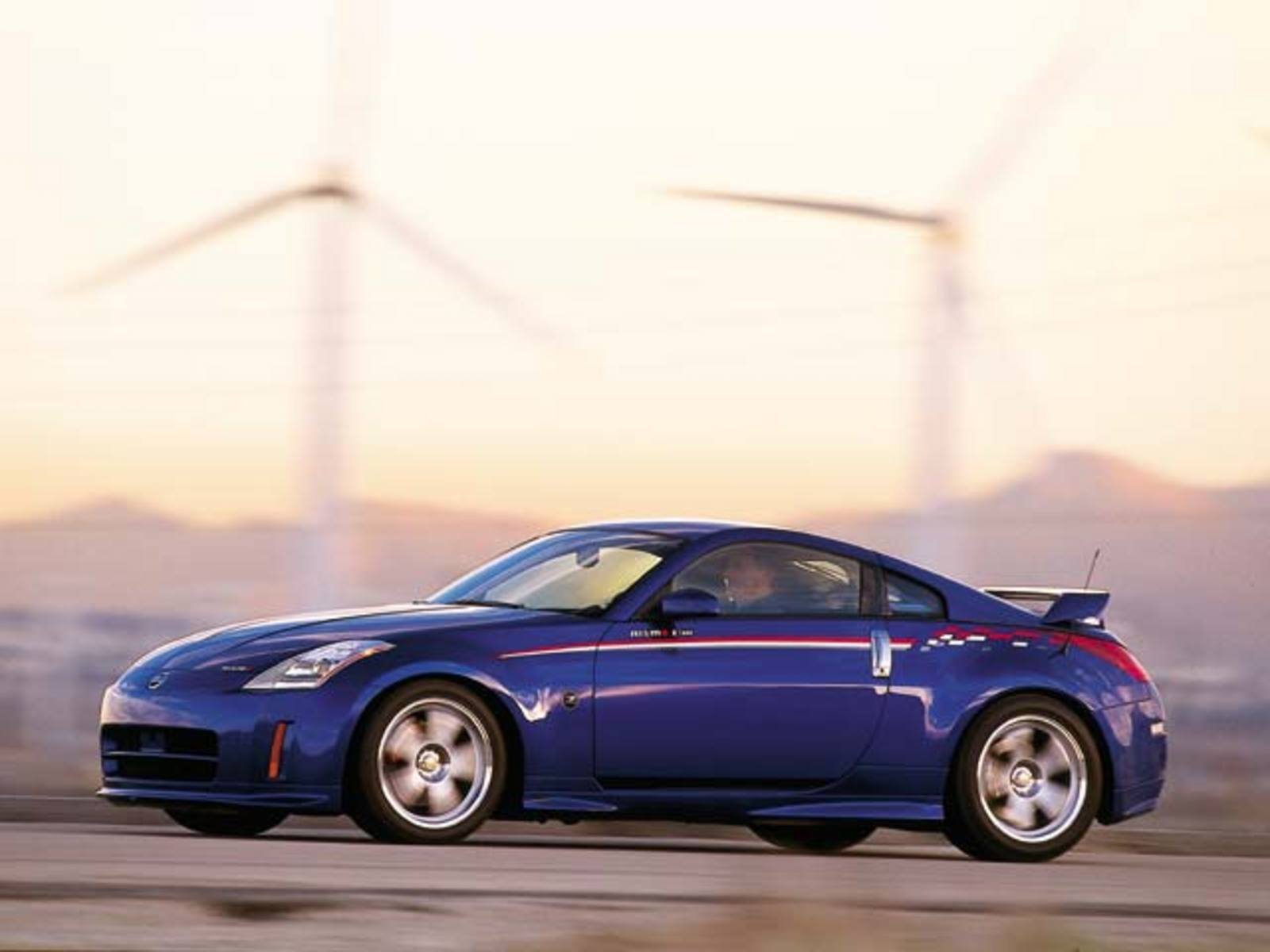 Lovely 2004 Nissan 350Z R Tune