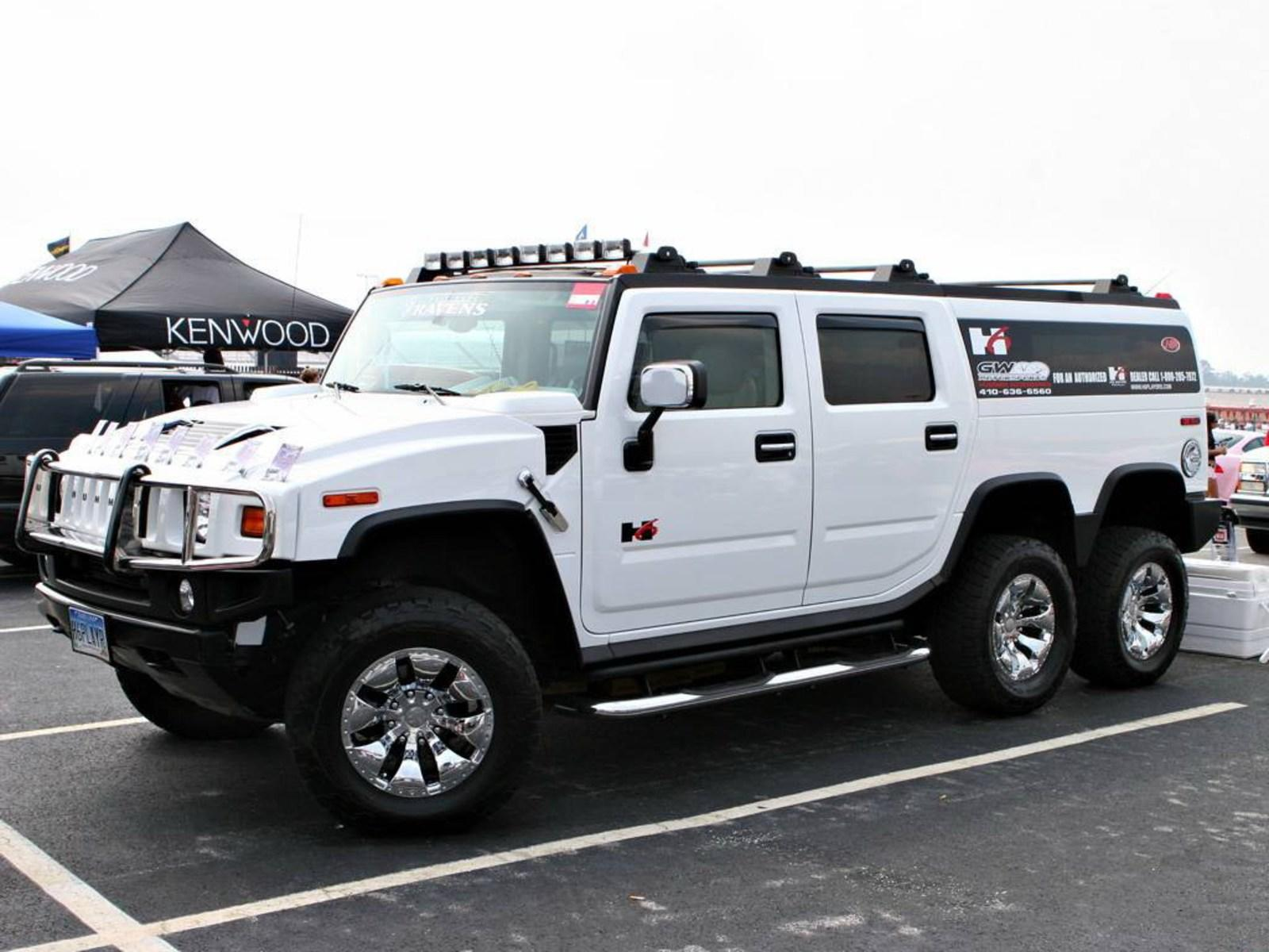 2005 Hummer H6 Players Edition Review Top Speed