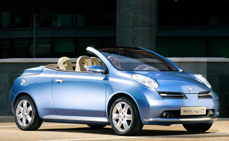 2005 nissan micra c c pictures photos wallpapers top speed. Black Bedroom Furniture Sets. Home Design Ideas