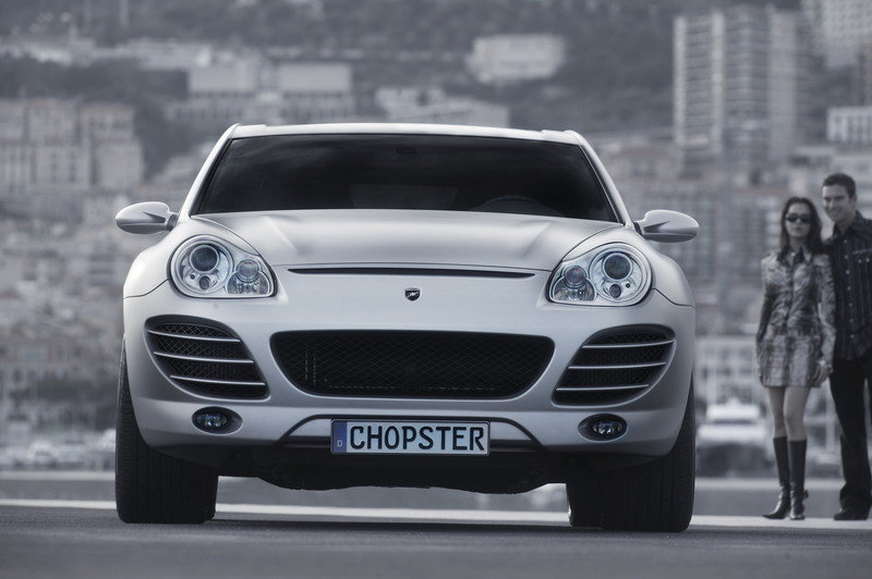 2005 Rinspeed Chopster. Posted on 03.7.2006 16:29 by Simona