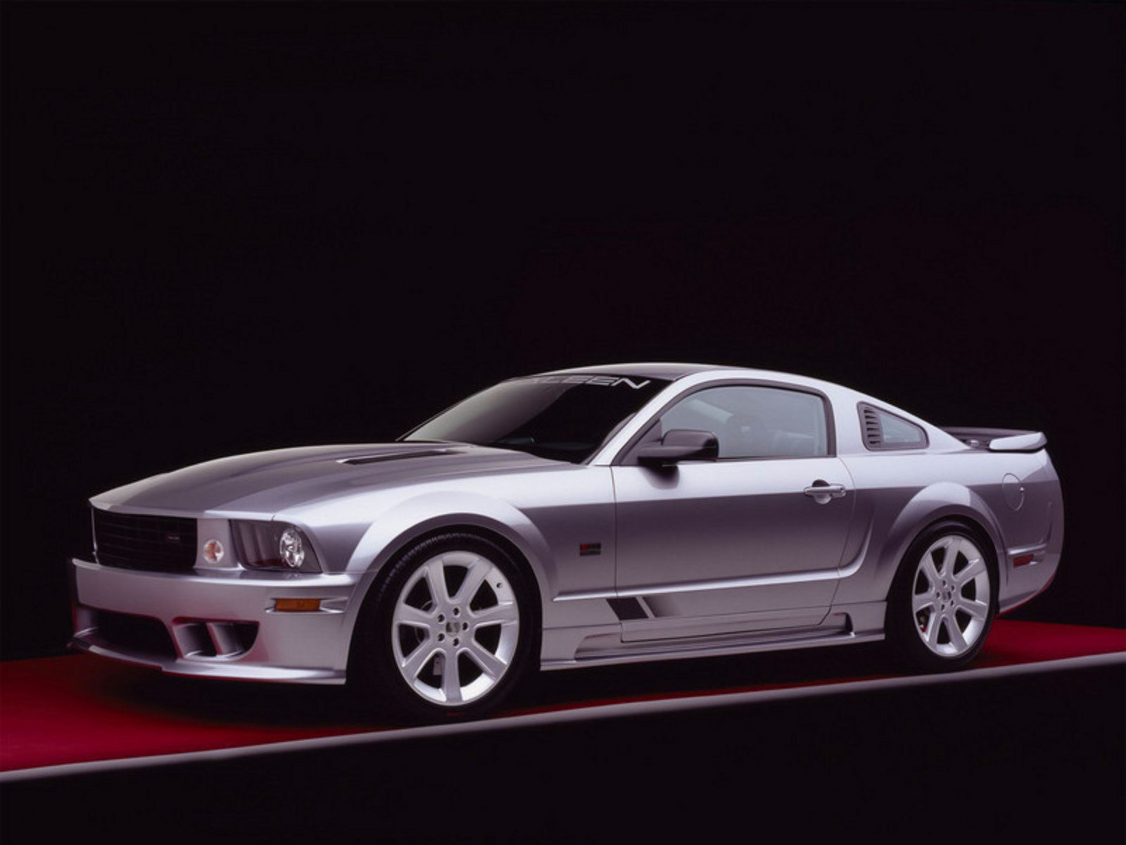 2005 saleen s281 mustang picture 49508 car review. Black Bedroom Furniture Sets. Home Design Ideas