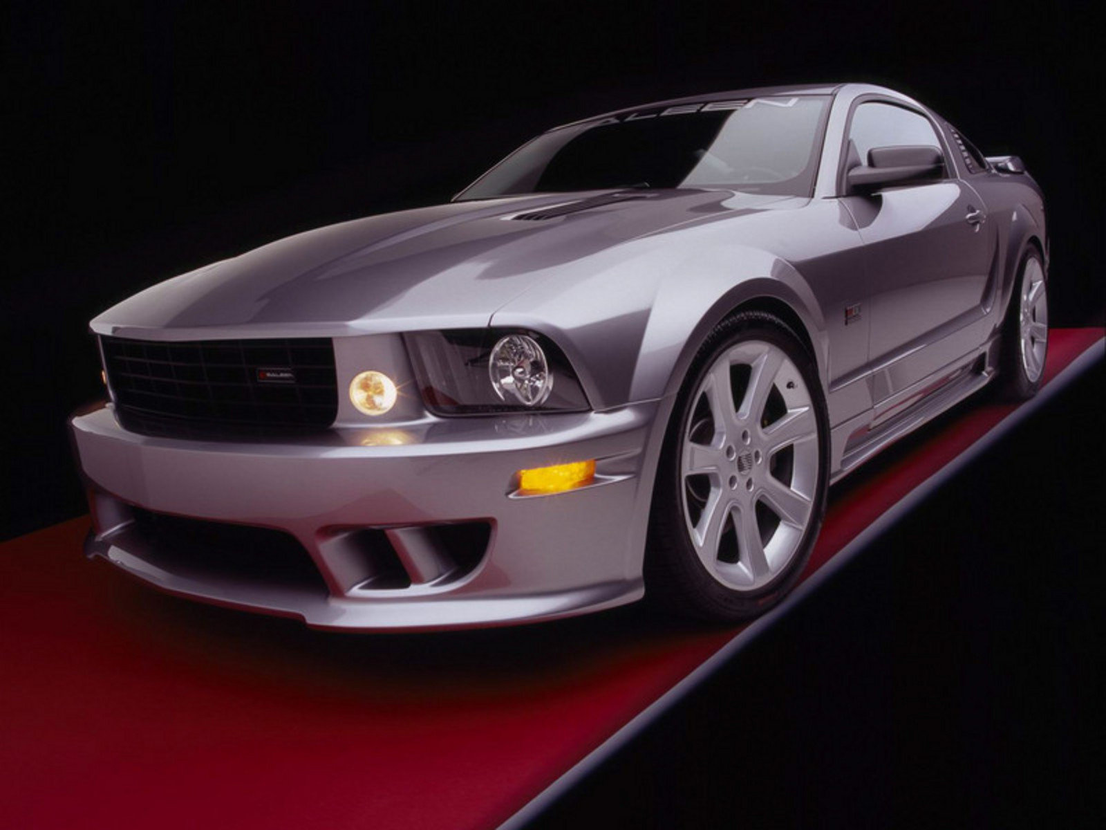 2005 saleen s281 mustang picture 49509 car review. Black Bedroom Furniture Sets. Home Design Ideas