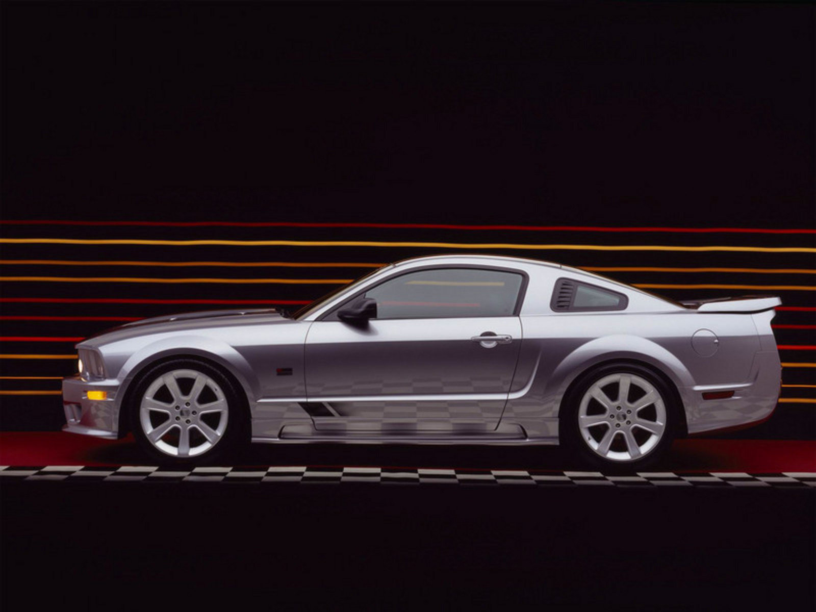 2005 Saleen S281 Mustang Picture 49511 Car Review
