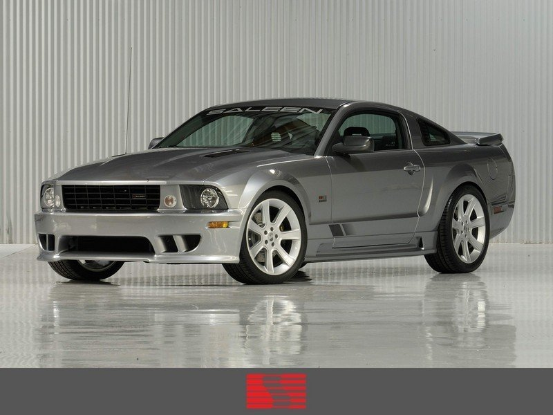 saleen mustang news and reviews top speed. Black Bedroom Furniture Sets. Home Design Ideas