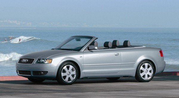 2006 Audi A4 Convertible Car Review Top Speed