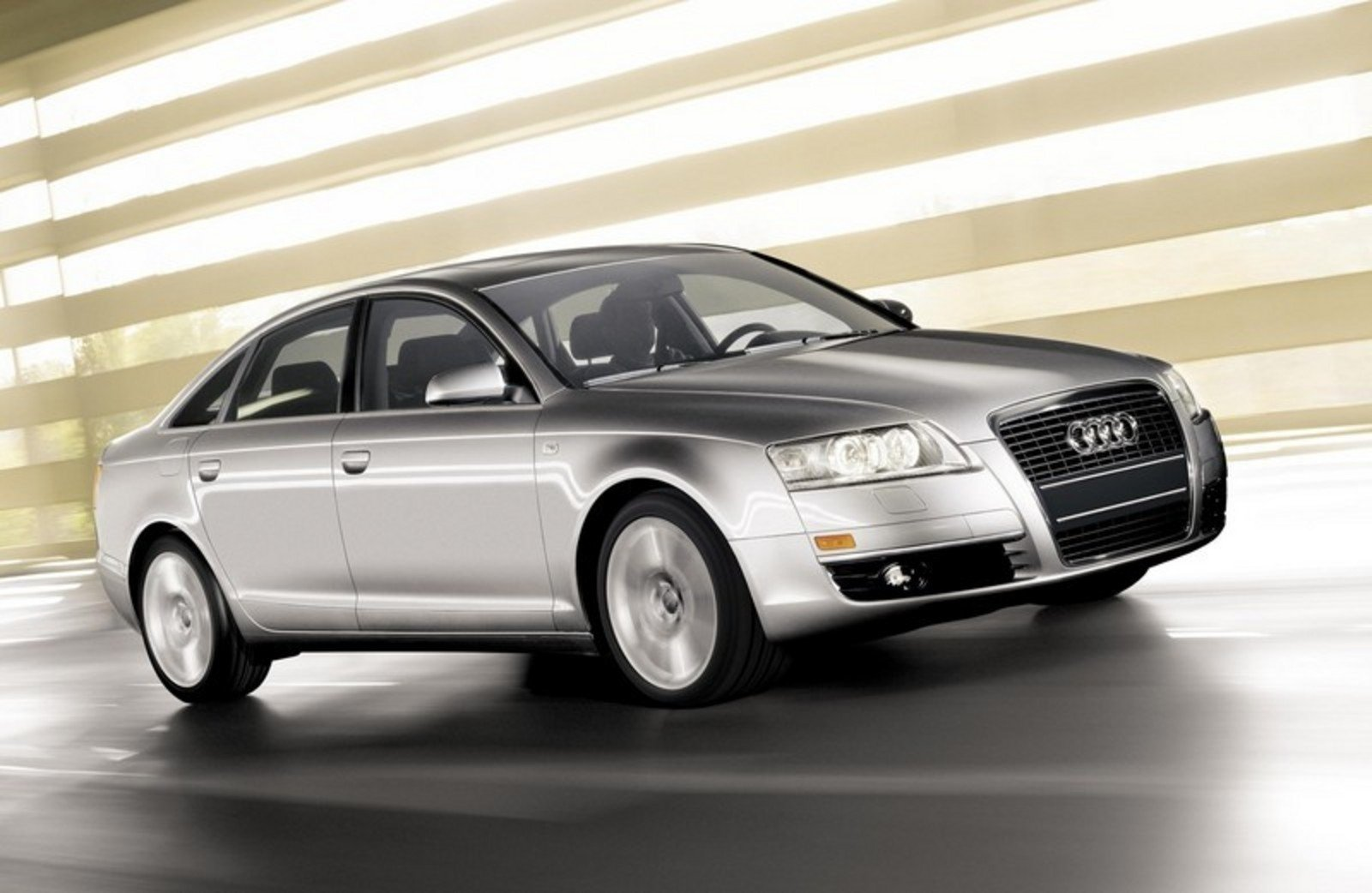 2006 audi a6 sedan picture 45276 car review top speed. Black Bedroom Furniture Sets. Home Design Ideas