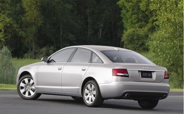 2006 audi a6 sedan car review top speed. Black Bedroom Furniture Sets. Home Design Ideas