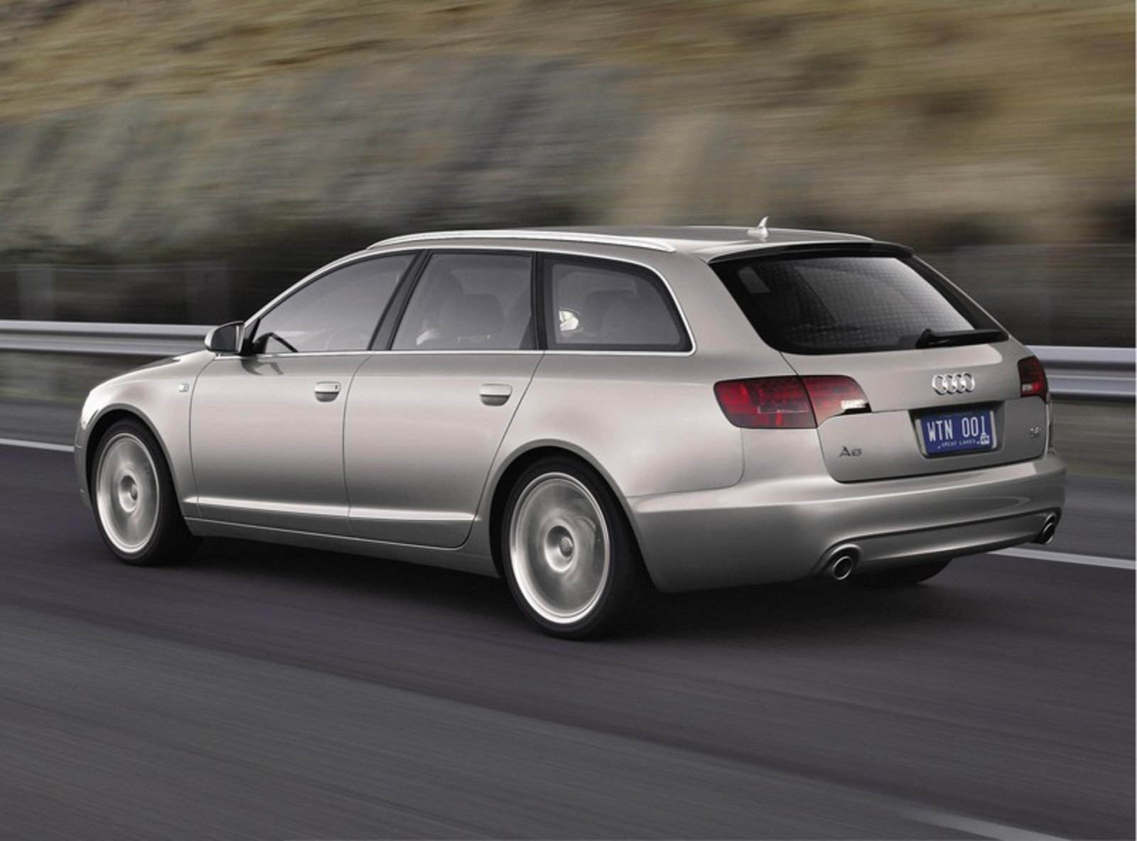 2006 audi a6 wagon picture 45294 car review top speed. Black Bedroom Furniture Sets. Home Design Ideas