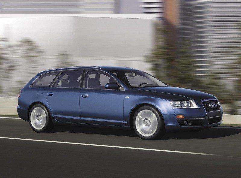 2006 audi a6 wagon gallery 45295 top speed. Black Bedroom Furniture Sets. Home Design Ideas