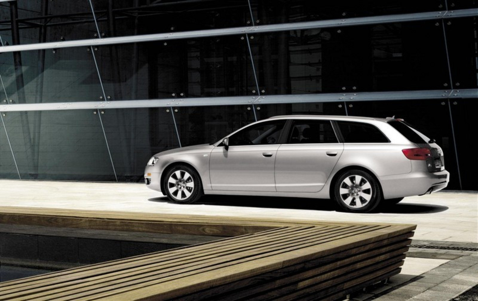 2006 audi a6 wagon picture 45298 car review top speed. Black Bedroom Furniture Sets. Home Design Ideas