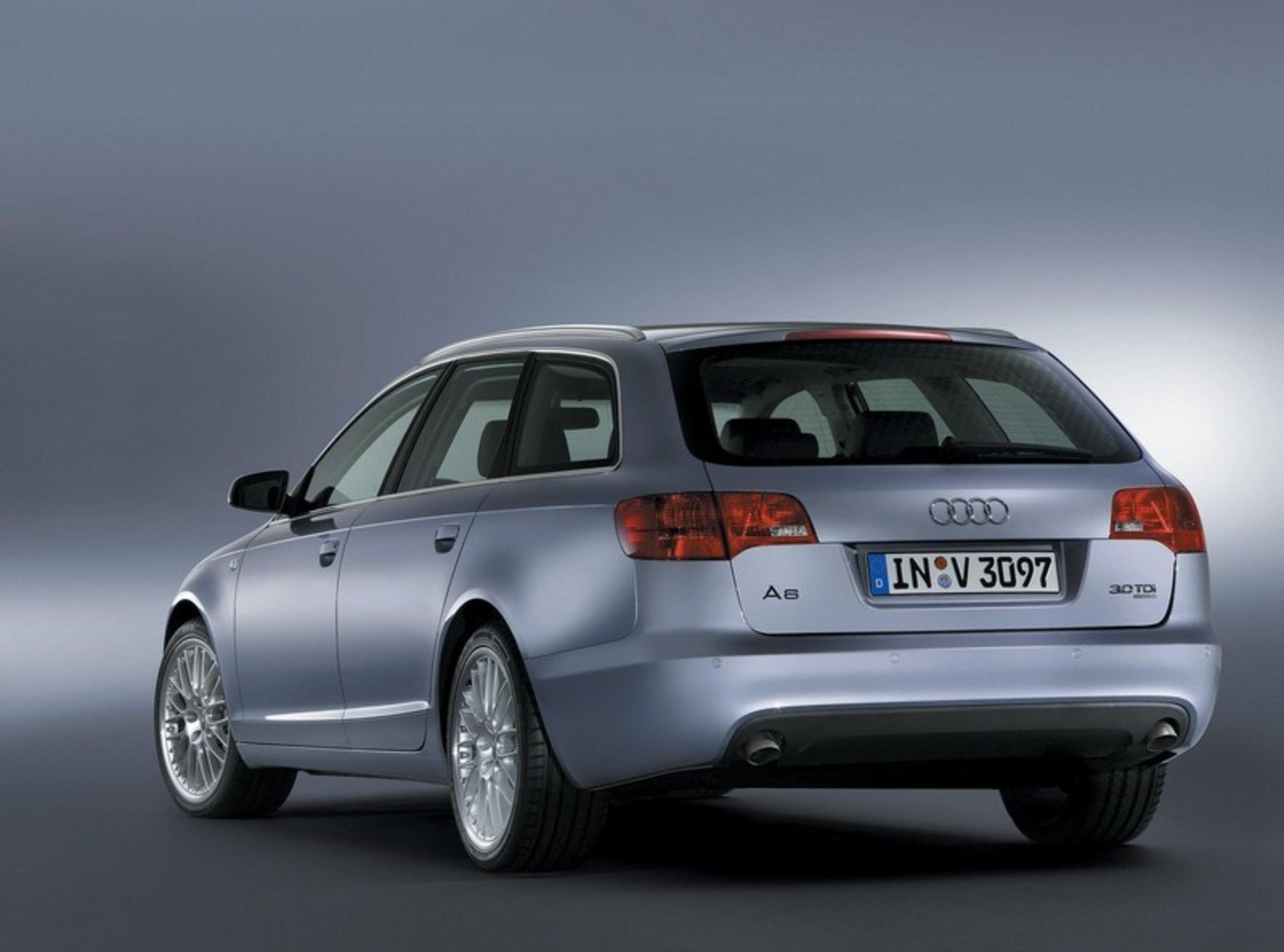 2006 audi a6 wagon picture 45300 car review top speed. Black Bedroom Furniture Sets. Home Design Ideas